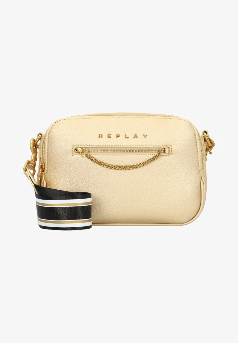Replay - Across body bag - gold