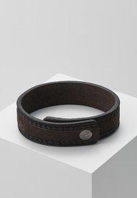 Replay - Bracciale - black/brown - 2