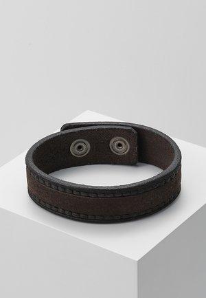 Armbånd - black/brown