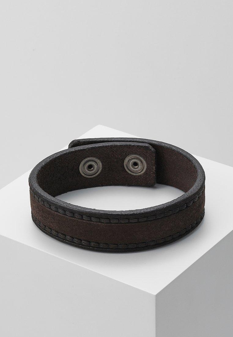 Replay - Bracciale - black/brown