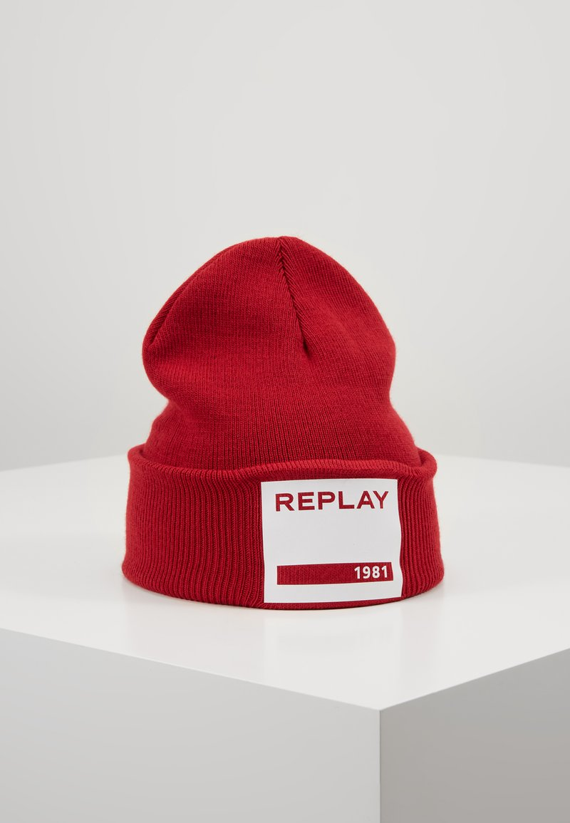 Replay - Huer - red