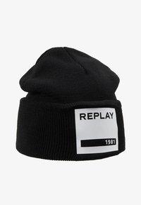 Replay - Beanie - black - 1