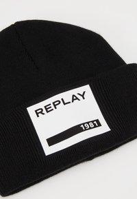 Replay - Beanie - black - 2