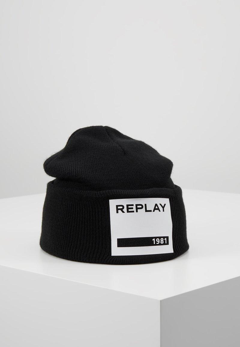 Replay - Beanie - black