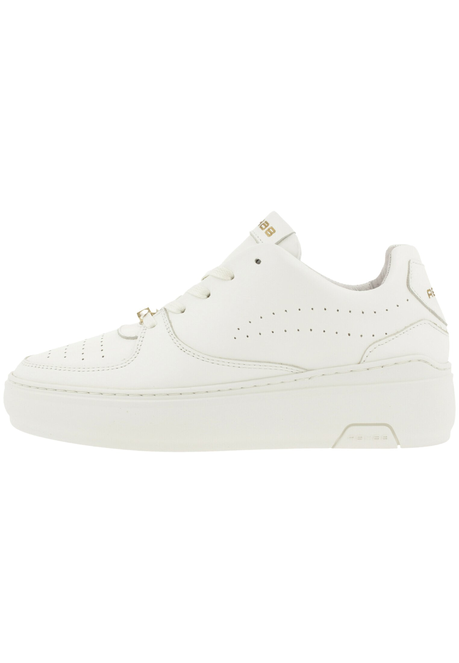 REHAB THORA II LTHR SNEAKER WOMEN Sneakers laag white