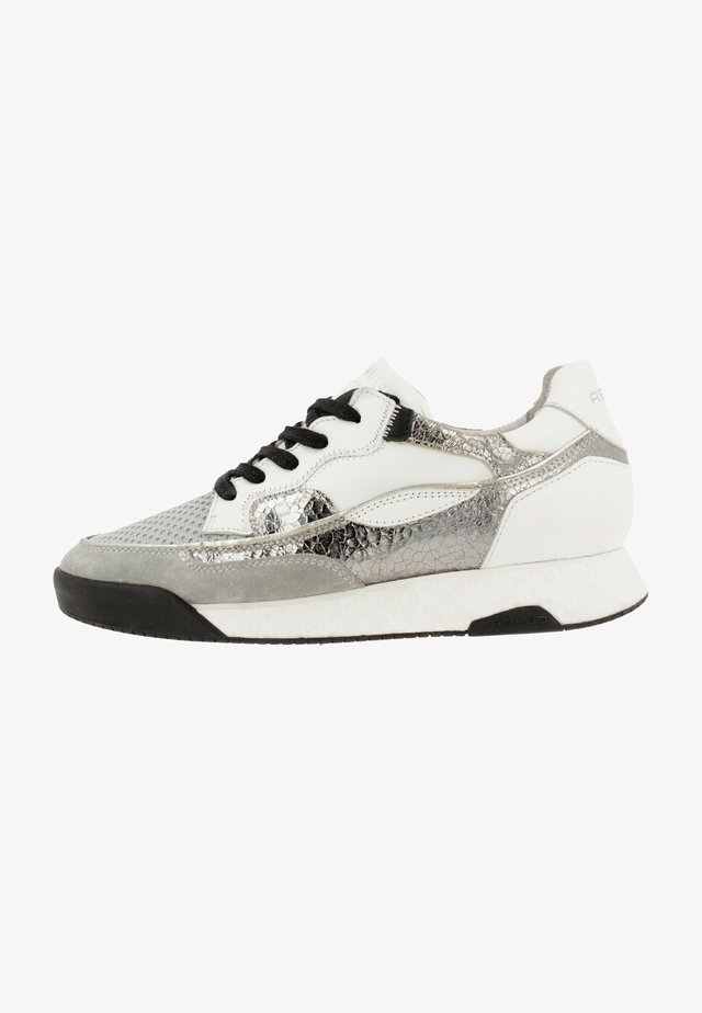 ASHLEY MET - Sneakers laag - grey