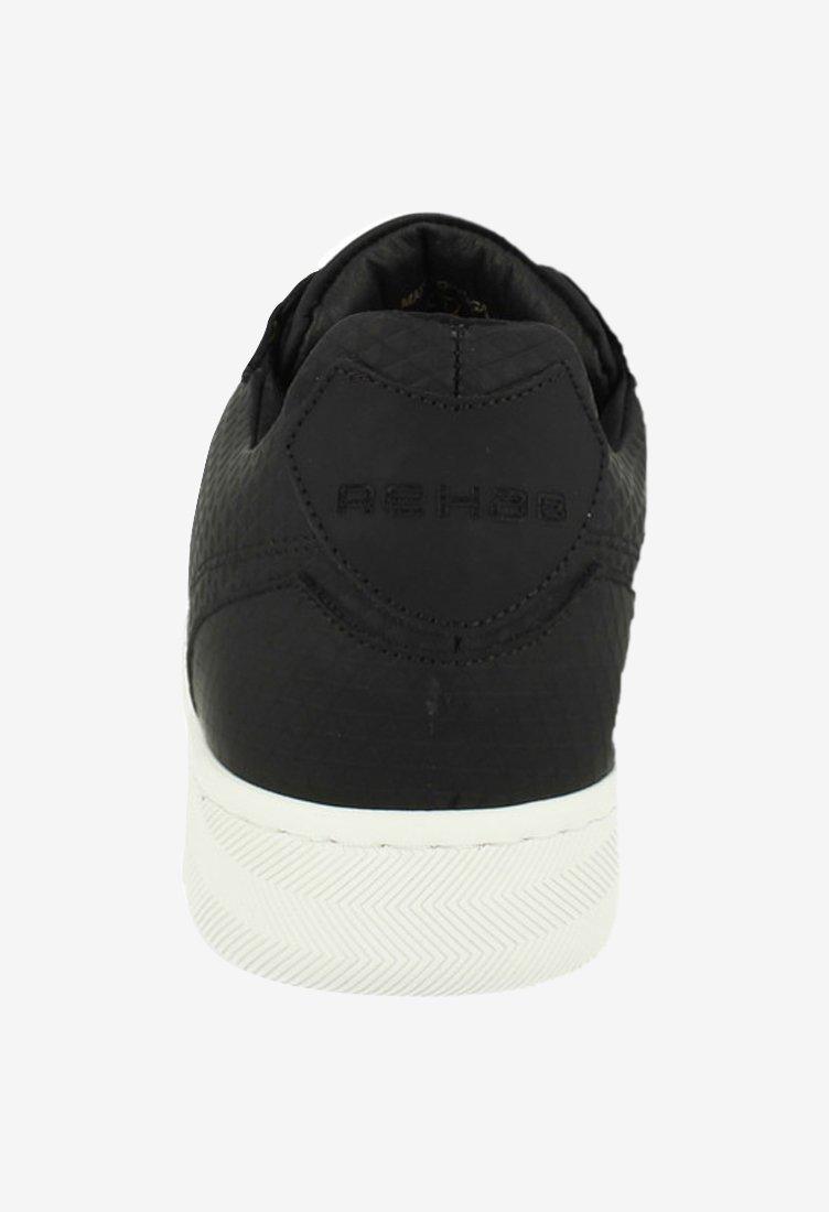 Rehab Zack Triangle Bf - Baskets Basses Black 7PerWuC