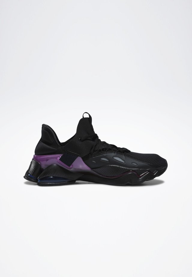 DMX ELUSION 001 FT LOW SHOES - Sneakersy niskie - black