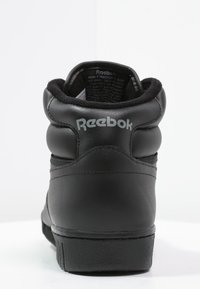 Reebok Classic - EX-O-FIT LEATHER SHOES - Höga sneakers - black - 3