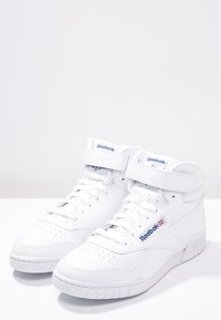 Reebok Classic - EX-O-FIT LEATHER SHOES - High-top trainers - white - 2
