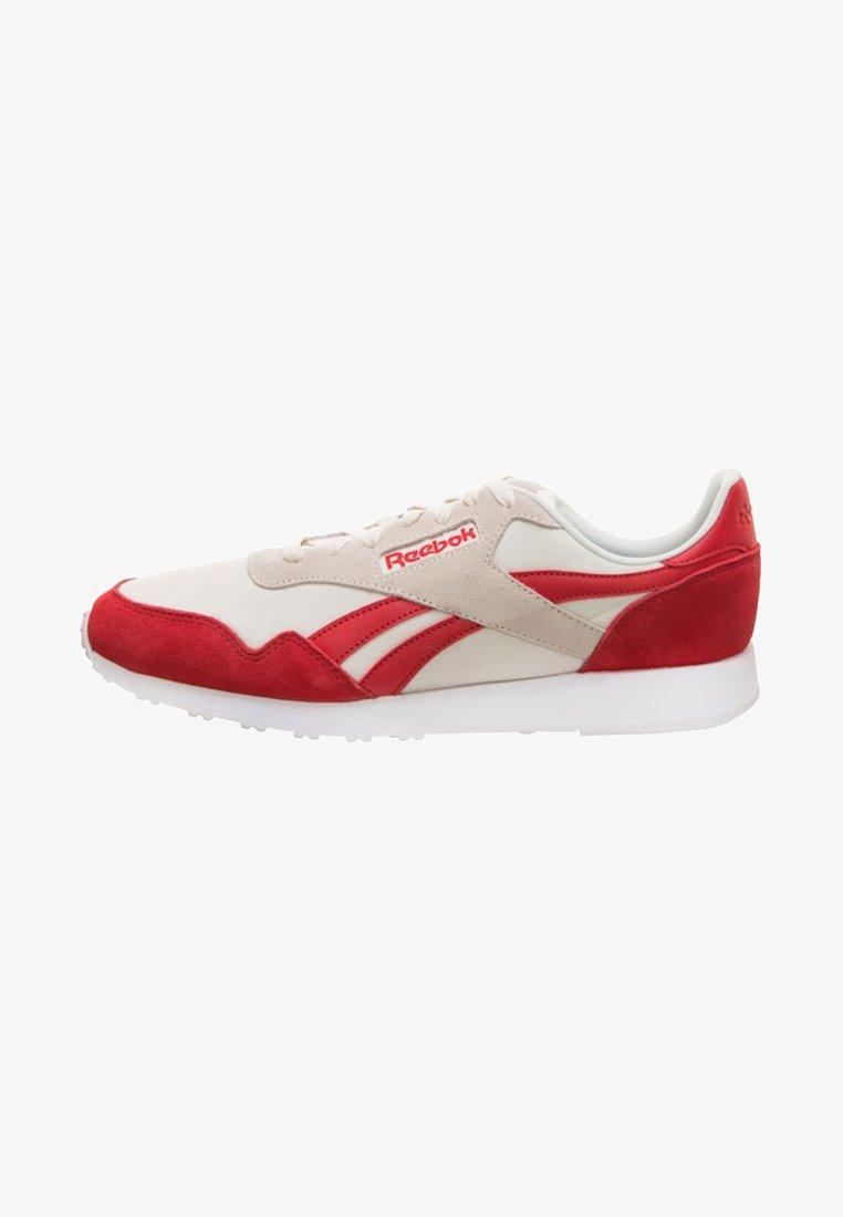Reebok - ROYAL ULTRA - Sneaker low - rebel red/chalk /white