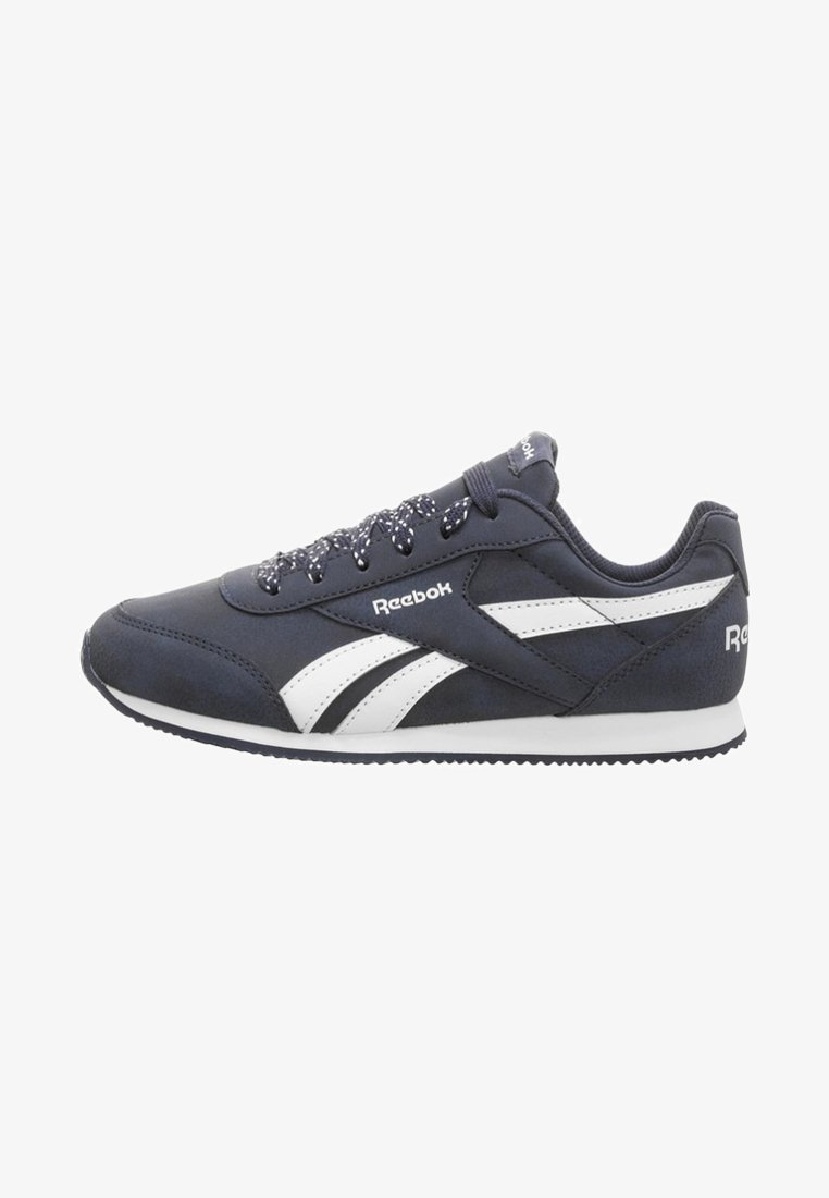 Reebok - ROYAL CLASSIC JOG  KINDER - Trainers - navy