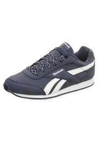 Reebok - ROYAL CLASSIC JOG  KINDER - Trainers - navy - 2