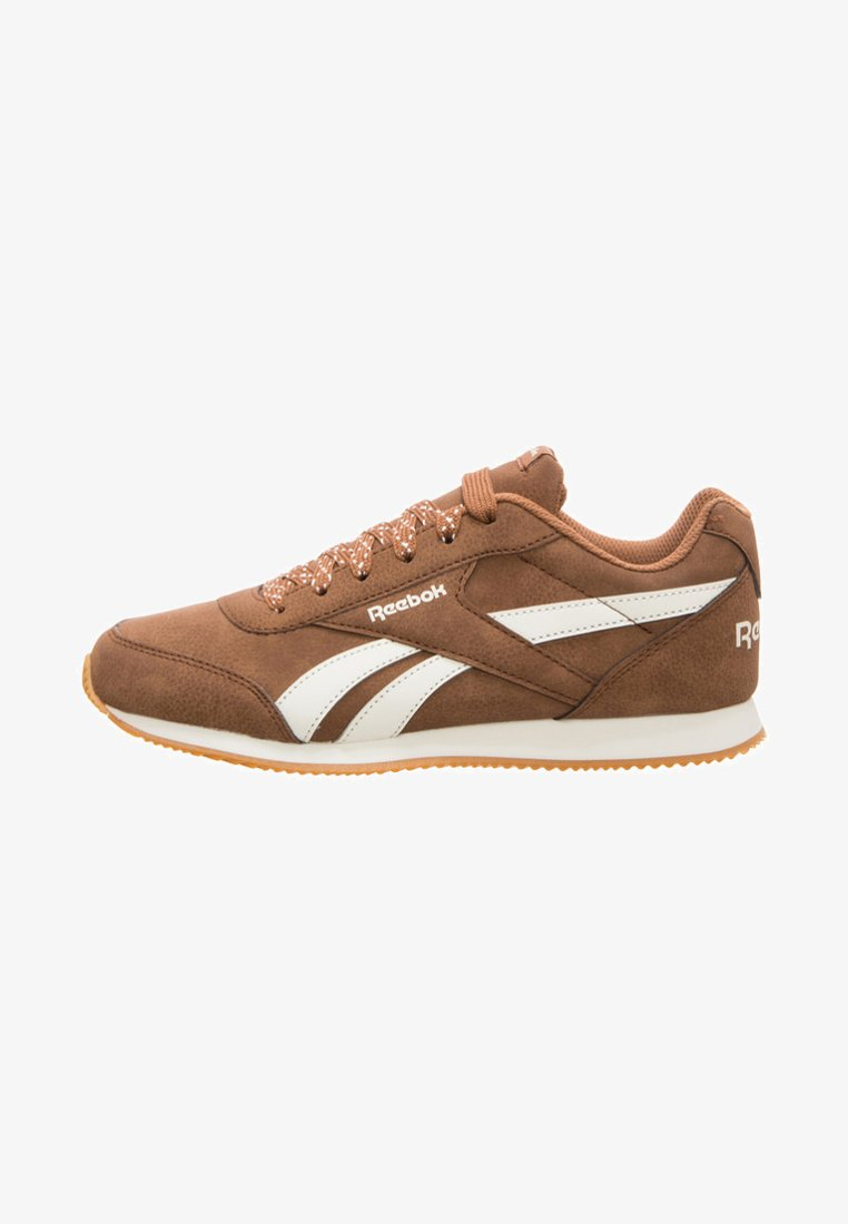 Reebok - ROYAL CLASSIC JOG  KINDER - Sneakers basse - brown