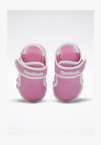 Reebok - WAVE GLIDER III SANDALS - Sandales de randonnée - pink - 1