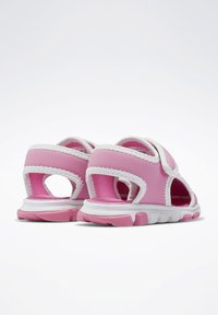 Reebok - WAVE GLIDER III SANDALS - Sandales de randonnée - pink - 3
