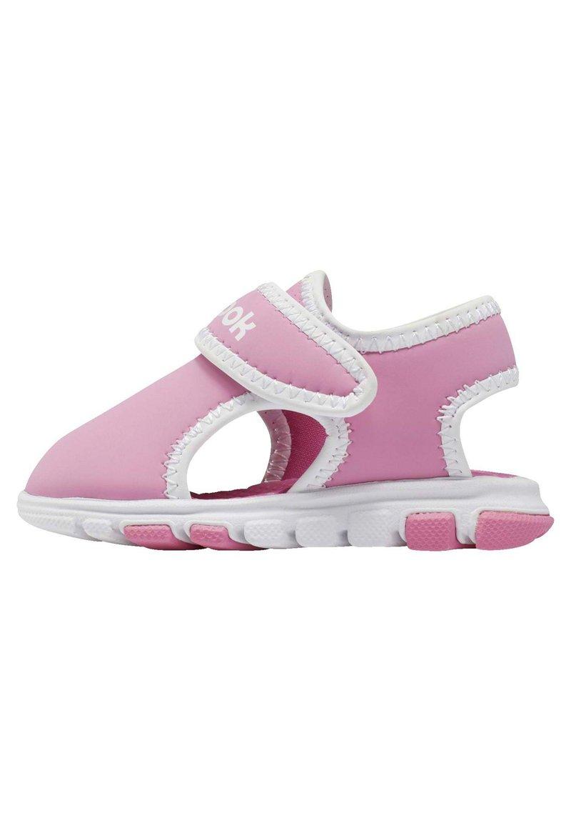 Reebok - WAVE GLIDER III SANDALS - Sandales de randonnée - pink
