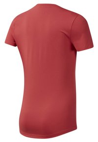 Reebok - WORKOUT READY SPEEDWICK TEE - Print T-shirt - rebel red - 1
