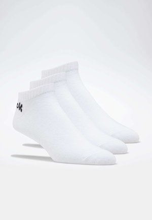 ACTIVE CORE LOW-CUT SOCKS 3 PAIRS - Sukat - white
