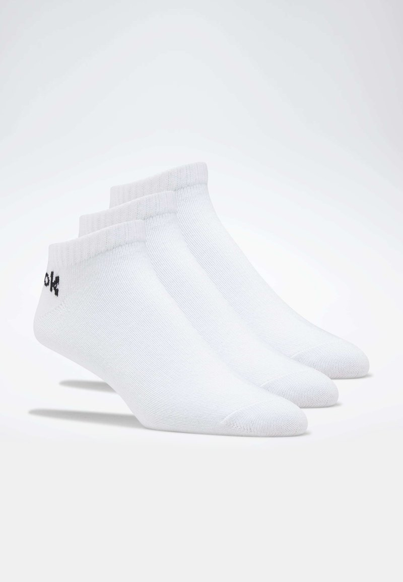 Reebok - ACTIVE CORE LOW-CUT SOCKS 3 PAIRS - Sokken - white