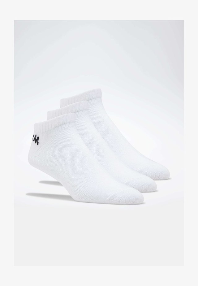 ACTIVE CORE LOW-CUT SOCKS 3 PAIRS - Sokken - white