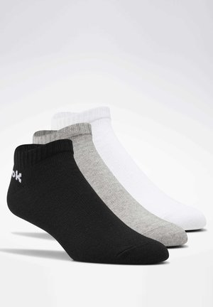 ACTIVE CORE LOW-CUT SOCKS 3 PAIRS - Sokken - white, black, grey