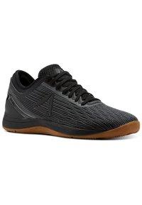 Reebok - CROSSFIT NANO 8.0 - Sports shoes - black/alloy/gum - 2