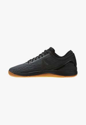 CROSSFIT NANO 8.0 - Sports shoes - black/alloy/gum