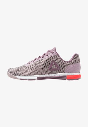 SPEED TR FLEXWEAVE TRAINING SHOES - Treningssko - lilac/orchid/white/red