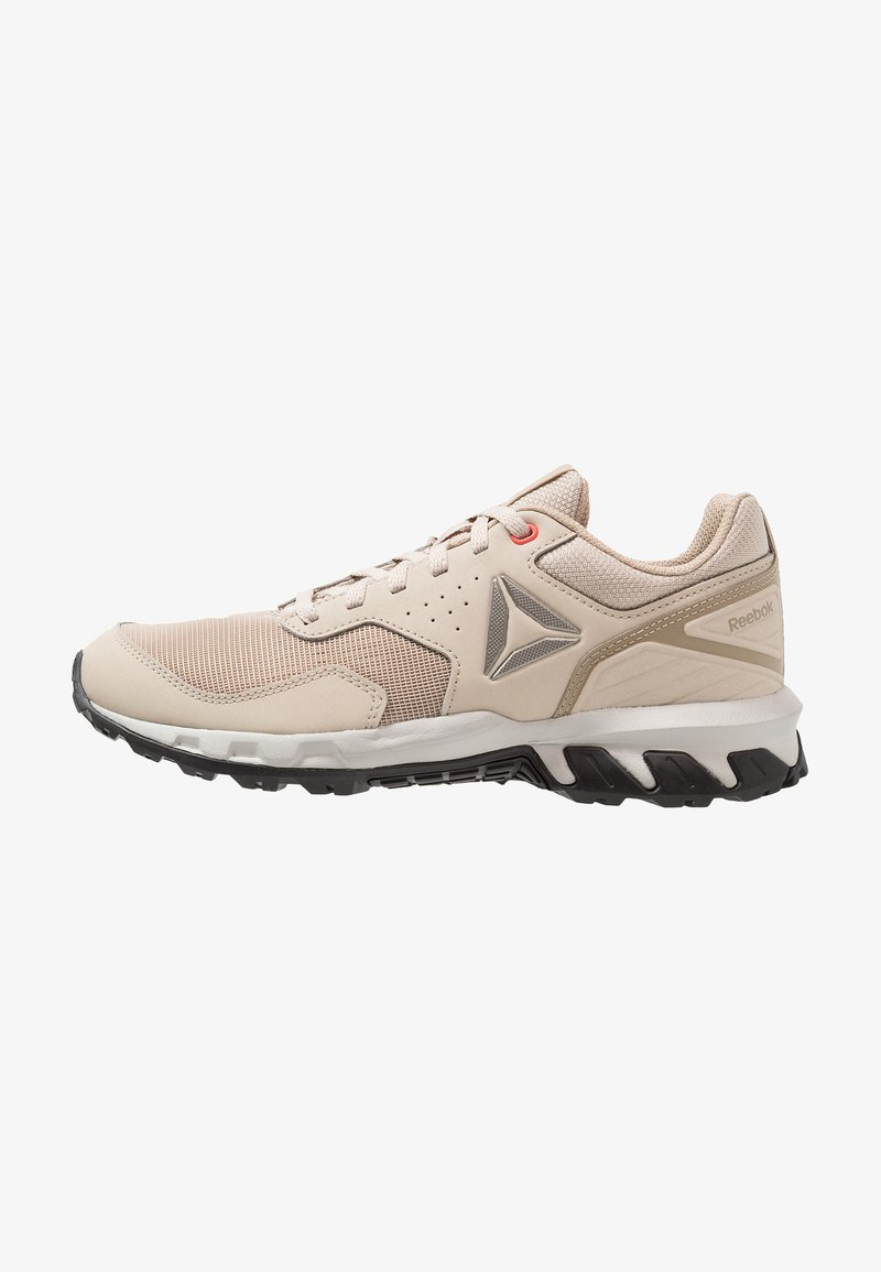 Reebok - RIDGERIDER TRAIL 4.0 - Trail running shoes - sand/beige/pewter/grey