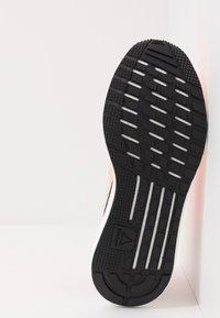 Reebok - FOREVER FLOATRIDE ENERGY - Neutral running shoes - sun glow/black/white - 4