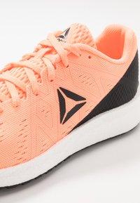 Reebok - FOREVER FLOATRIDE ENERGY - Neutral running shoes - sun glow/black/white - 5