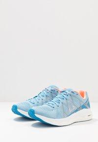 Reebok - FLOATRIDE RUN FAST - Zapatillas de running neutras - blue/cyan/sunglow - 2