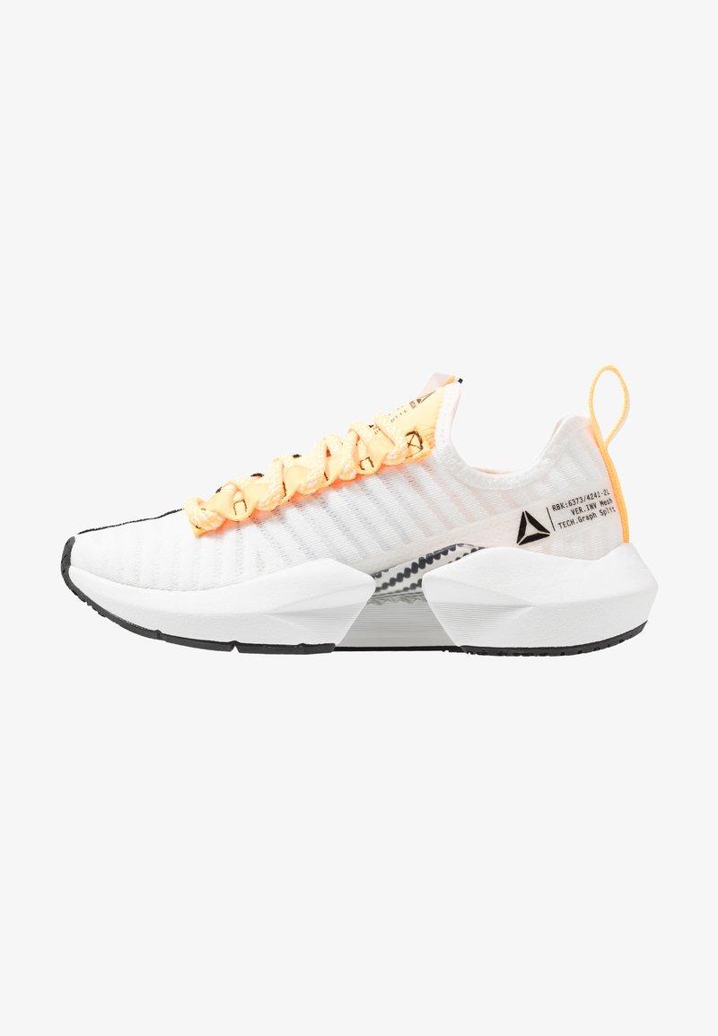 Reebok - SOLE FURY SE - Zapatillas de running neutras - white/black/solar gold