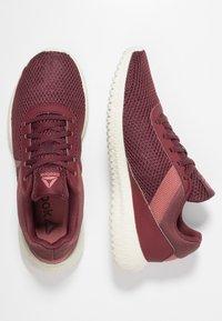 Reebok - FLEXAGON ENERGY TR - Sports shoes - lux maroon/rose dust/chalk - 1
