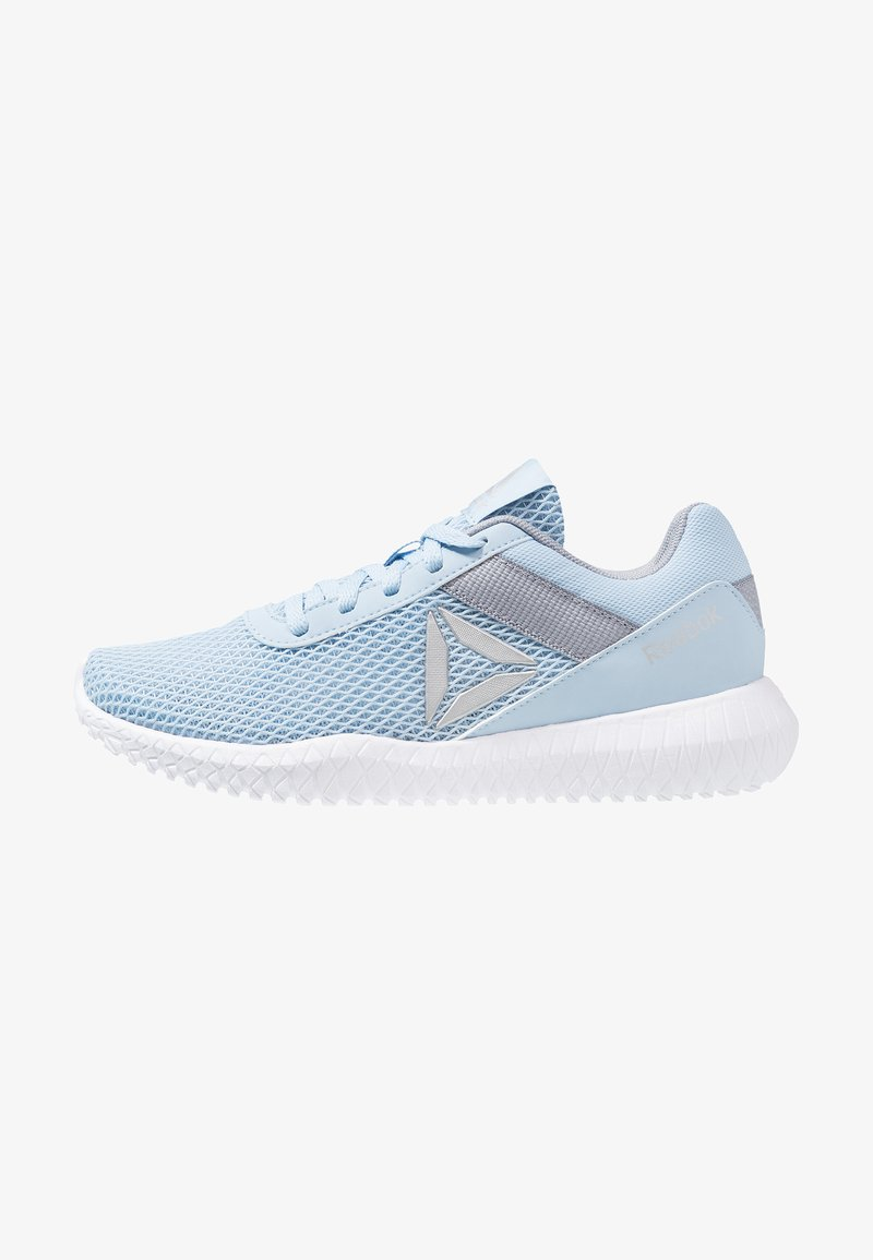 Reebok - FLEXAGON ENERGY TR - Sports shoes - denim/shadow/white/silver