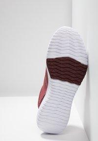 Reebok - REEBOK FLEXAGON FORCE - Sports shoes - rose/maroon/white - 4