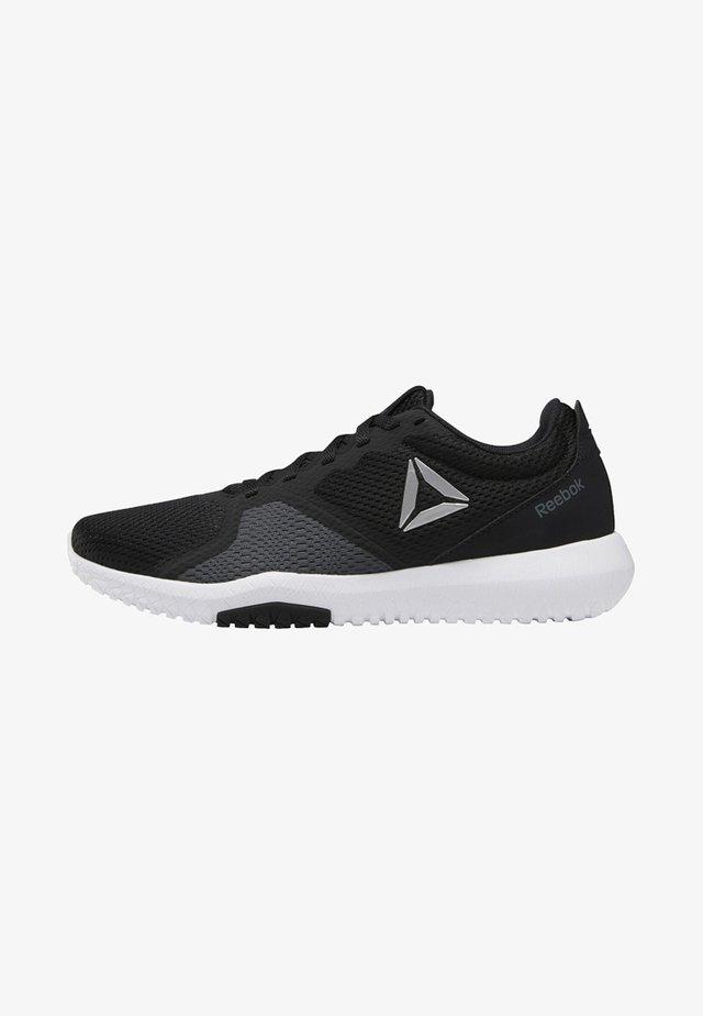 REEBOK FLEXAGON FORCE - Sportovní boty - black/white/true grey