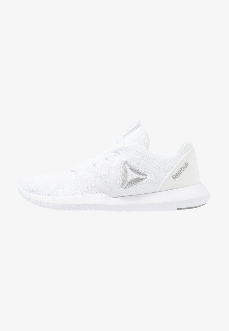 Reebok - REAGO ESSENTIAL - Sports shoes - white/true grey