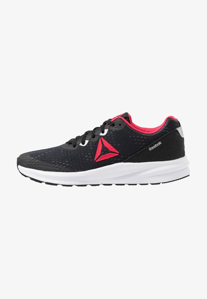 Reebok - RUNNER 3.0 - Juoksukenkä/neutraalit - black/grey/white/pink