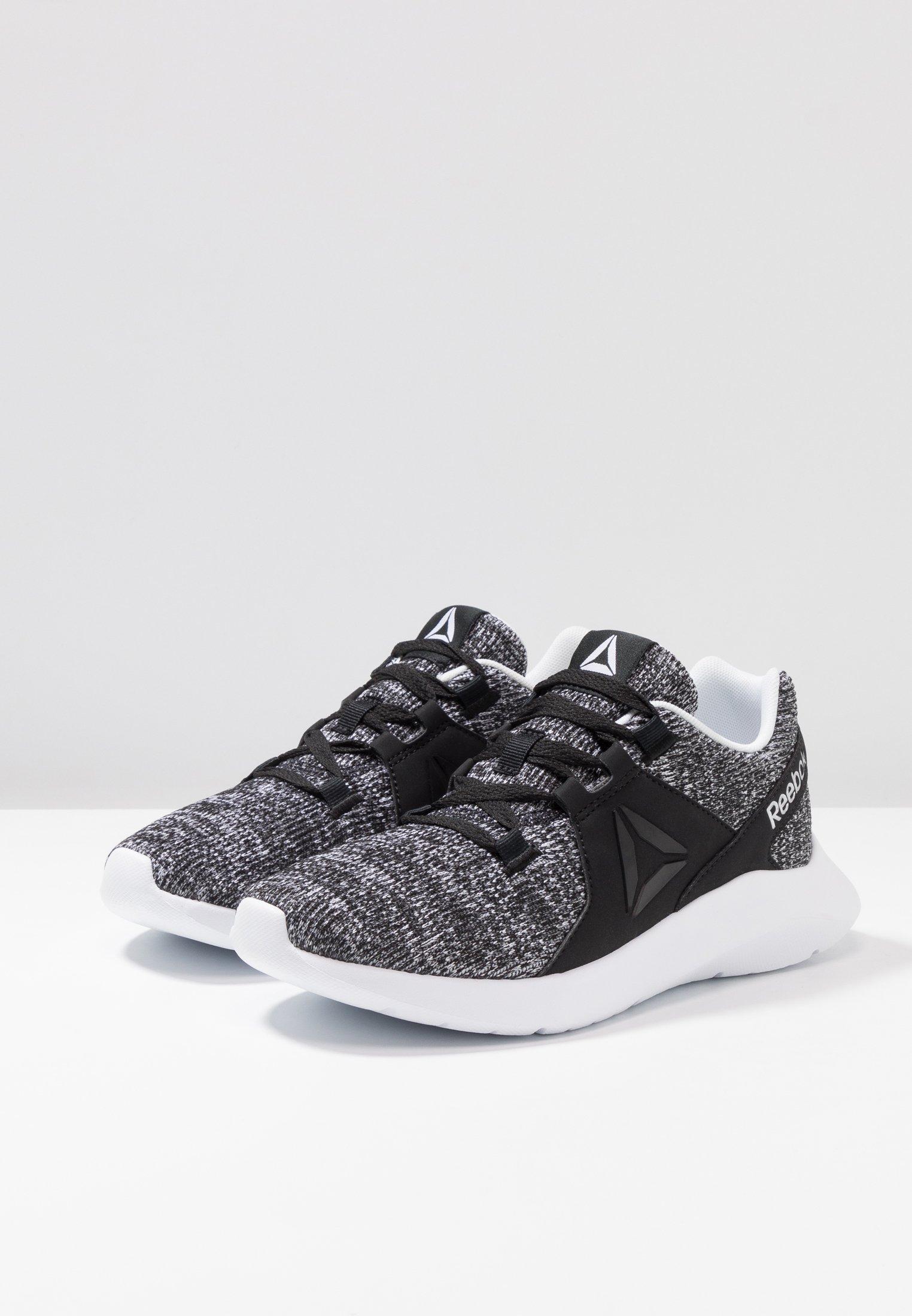 ENERGYLUX Zapatillas de running neutras blackwhitesilver metallic