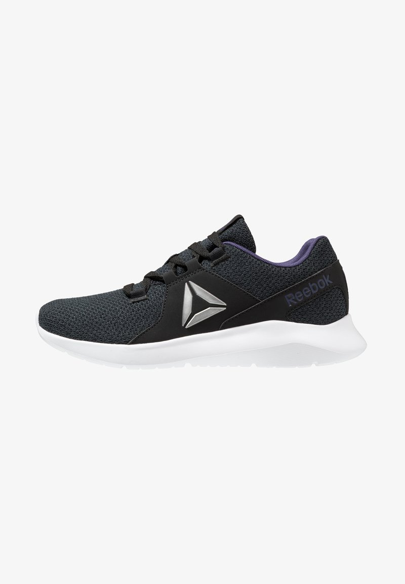 Reebok - ENERGYLUX - Scarpe running neutre - black/true grey/midnight ink