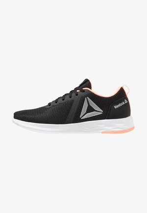 ASTRORIDE ESSENTIAL - Neutral running shoes - black/sunglow/white/silver