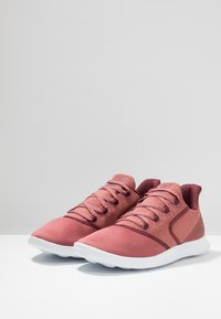 Reebok - EVAZURE DMX LITE 2.0 - Zapatillas para caminar - rose/maroon/white - 2