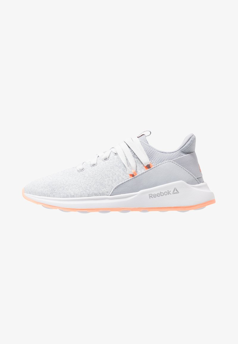 Reebok - EVER ROAD DMX 2.0 - Løbesko walking - grey/white/sun glow