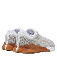 Reebok - NANO 9 - Sports shoes - white/grey - 4