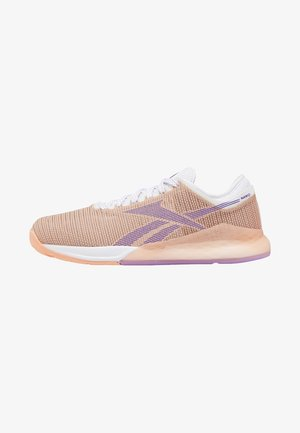 NANO 9 - Sportovní boty - white/sun glow