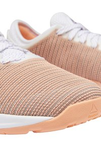 Reebok - NANO 9 - Sports shoes - white/sun glow - 6