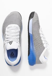 Reebok - NANO 9 - Sports shoes - white/black/blubla - 1