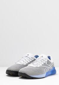 Reebok - NANO 9 - Sports shoes - white/black/blubla - 2